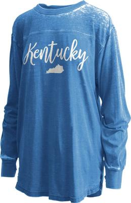 Kentucky Pressbox Women's Gertrude Vintage Wash Tee