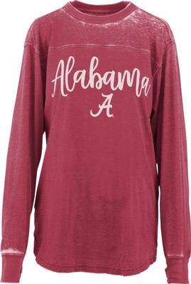 Alabama Pressbox Women's Gertrude Vintage Wash Tee