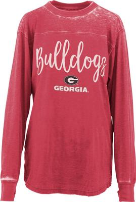 Georgia Pressbox Women's Gertrude Vintage Wash Tee