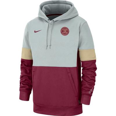 Florida State Nike Rivalry Therma Hoodie