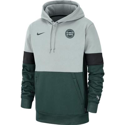 Michigan State Nike Rivalry Therma Hoodie