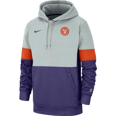 Clemson Nike Rivalry Therma Hoodie