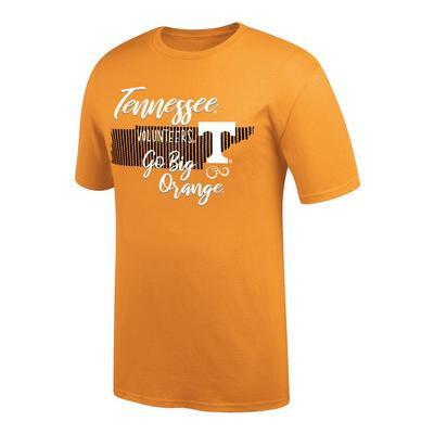 Tennessee Women's Script State Tee Shirt