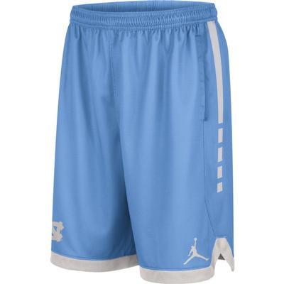 UNC Jordan Brand Dry Elite Shorts