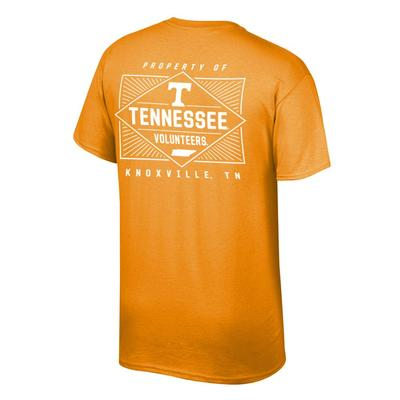 Tennessee Women's Property of Tennessee Tee Shirt