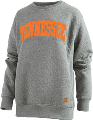 Tennessee Pressbox Women's Moose Quilted Sweatshirt