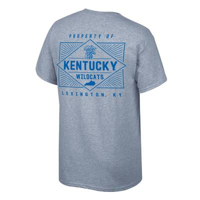 Kentucky Women's Property of Lexington Tee Shirt OXFORD