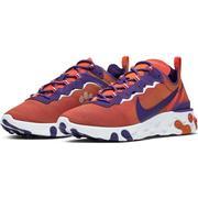 Clemson Nike React Element 55 (Men's Sizing)