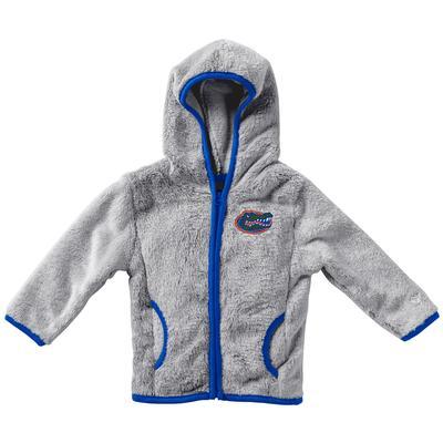 Florida Colosseum Infant Girl's Faux Fur Jacket