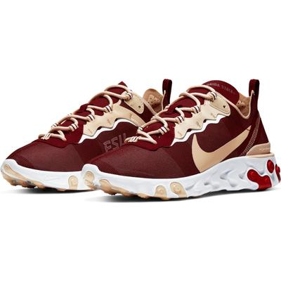 Florida State Nike React Element 55 (Men's Sizing)