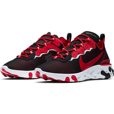 Georgia Nike React Element 55 (Men's Sizing)