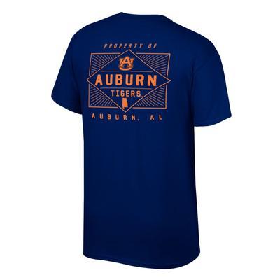 Auburn Women's Property of Auburn Tee Shirt
