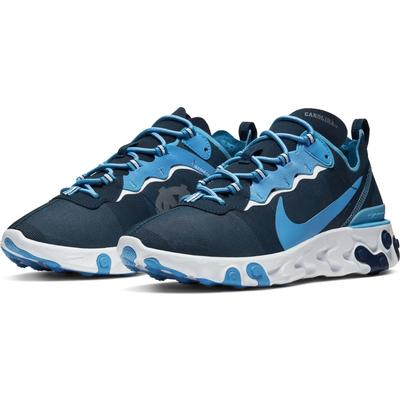 UNC Nike React Element 55 (Men's Sizing)