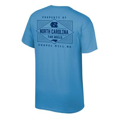 North Carolina Women's Property of Chapel Hill Tee Shirt