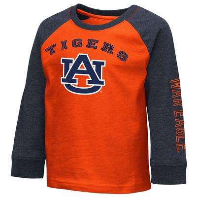 Auburn Colosseum Toddler Boys Raglan Tee