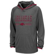 Arkansas Colosseum Youth Hooded Tee