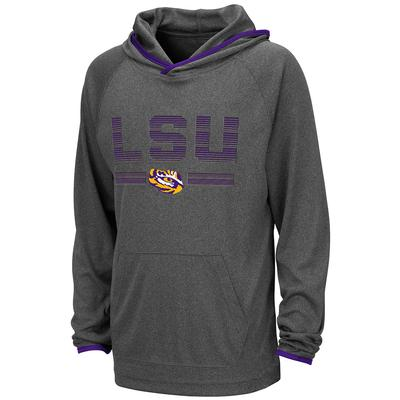 LSU Colosseum Youth Hooded Tee