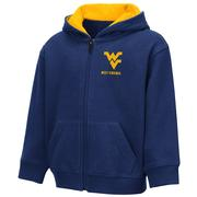 West Virginia Colosseum Toddler Full Zip Hoodie