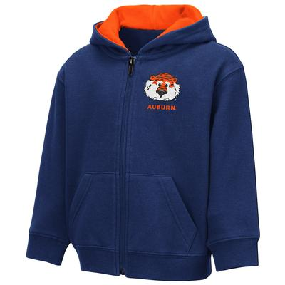 Auburn Colosseum Toddler Full Zip Hoodie
