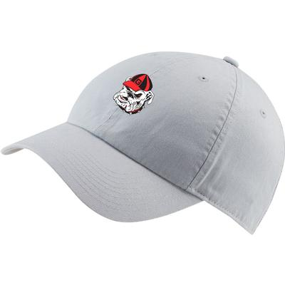 Georgia Nike Golf Vault H86 Washed Adj Hat