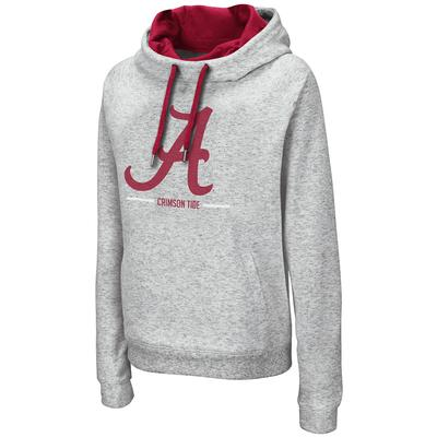 Alabama Colosseum Women's Lily Funnel Neck Hoodie