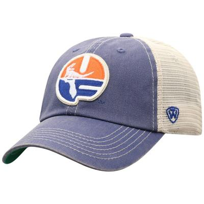 Florida Men's Vault Pell Logo Trucker Hat