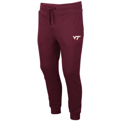 Virginia Tech Colosseum Men's Comic Book Fleece Pant