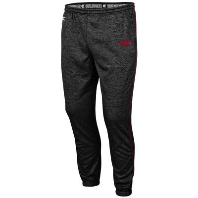 Arkansas Colosseum Men's Burns Poly Fleece Pants