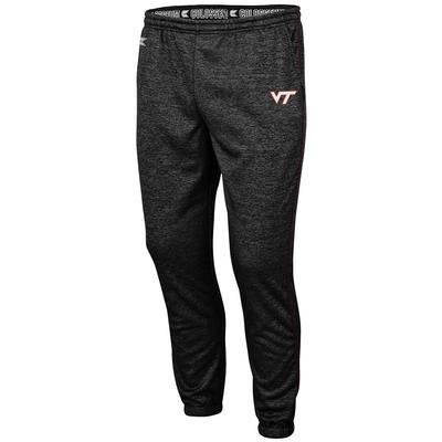 Virginia Tech Colosseum Men's Burns Poly Fleece Pants