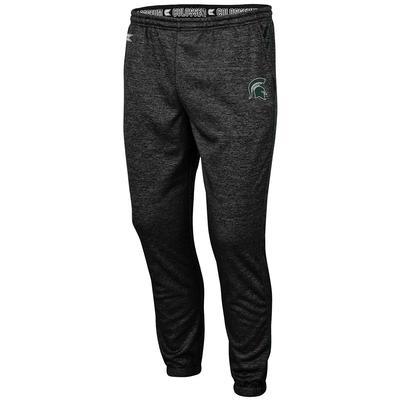 Michigan State Colosseum Men's Burns Poly Fleece Pants
