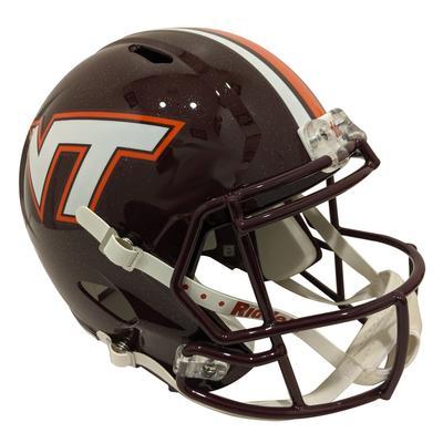 Virginia Tech Riddell Replica Speed Helmet