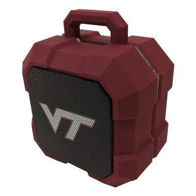 Virginia Tech Shockbox LED Bluetooth Speaker