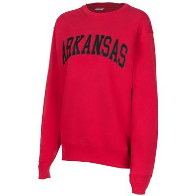 Arkansas ZooZatz Women's Sport Crew Sweatshirt