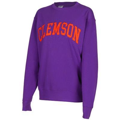 Clemson ZooZatz Women's Sport Crew Sweatshirt