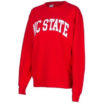 NC State ZooZatz Women's Sport Crew Sweatshirt