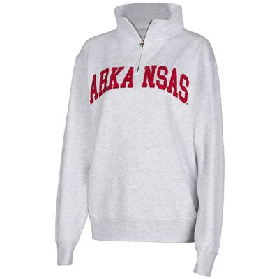 Arkansas ZooZatz Women's Sport Quarterzip