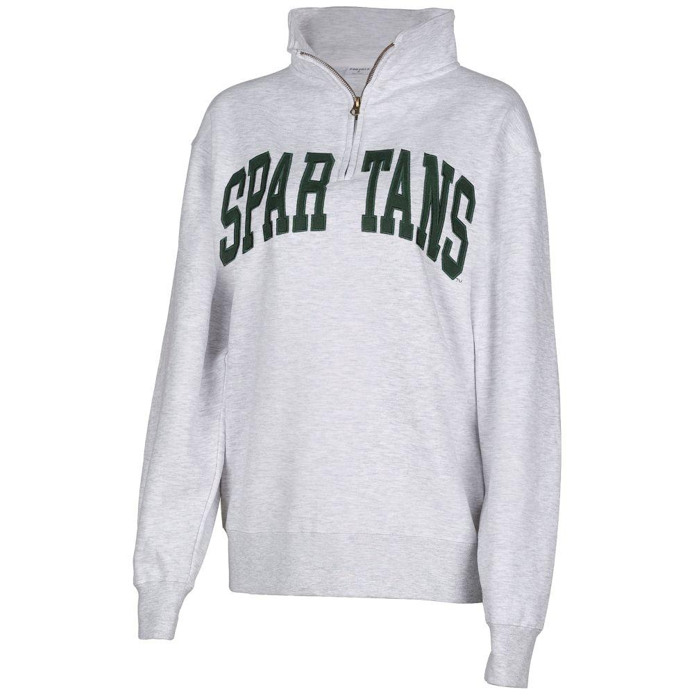 Michigan State Zoozatz Women's Sport Quarterzip