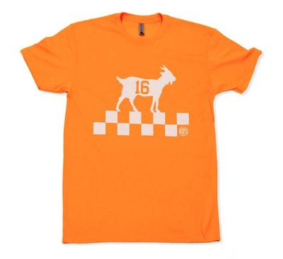 Greatest Of All Time 16 Short Sleeve Tee
