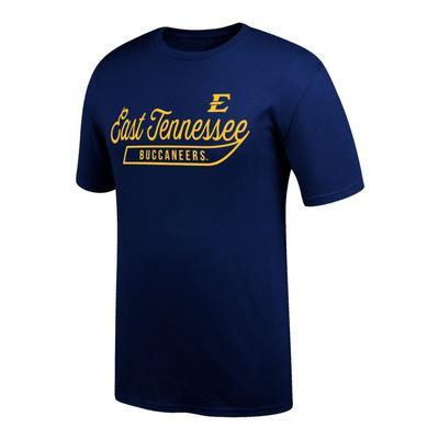 ESTU Logo Script Name Tee Shirt