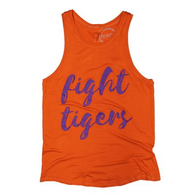 Clemson Kickoff Couture Fight Tigers Legend Tank