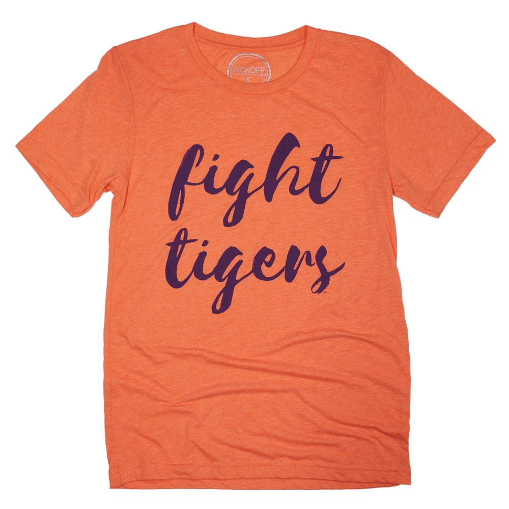 Clemson Kickoff Couture Fight Tigers Legend Tee