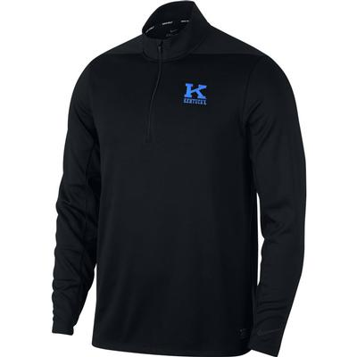 Kentucky Nike Golf Retro Logo 1/2 Zip Golf Pullover