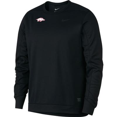 Arkansas Nike Golf Therma Crew Sweater