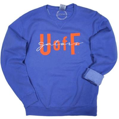 Florida Kickoff Couture Iconic Crewneck Pullover