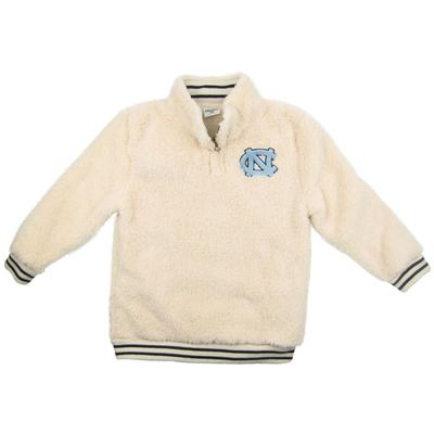 North Carolina ZooZatz Youth Sherpa Quarter Zip