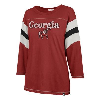 Georgia '47 Brand Canyon Standing Bulldog Tee