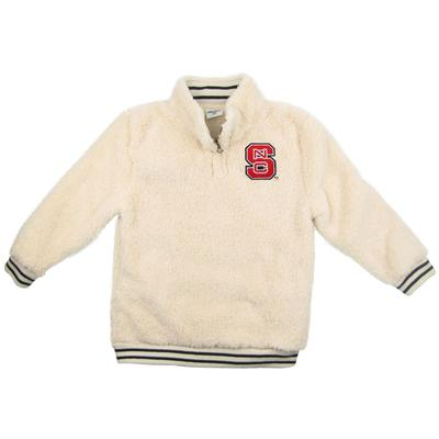 NC State ZooZatz Youth Sherpa Quarter Zip