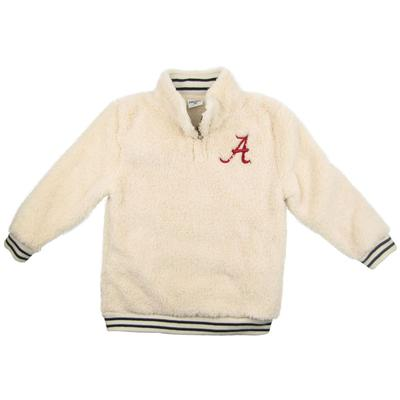 Alabama ZooZatz Youth Sherpa Quarter Zip