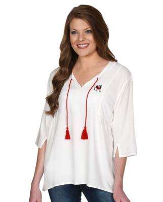 Georgia Bulldogs University Girl Tassel Tunic