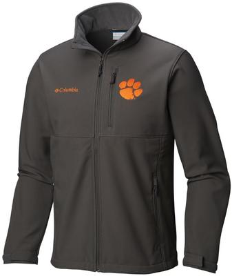 Clemson Columbia Ascender Softshell Jacket